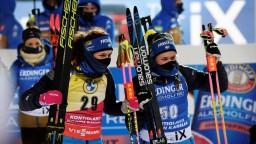 Biatlonisti majú za sebou druhé kolo, preteky ovládli Nór a Švédka