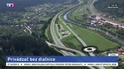 Dopravu na Kysuciach odľahčia, postavia diaľničný privádzač