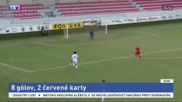 Futbalová Sereď schytala v Zlatých Moravciach šesť gólov