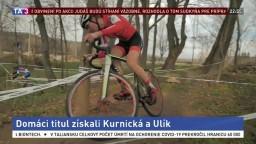 Za prísnych podmienok sa odohral cyklokros. Kto získal titul?