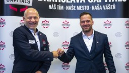HK Bratislava Capitals má nového trénera, je ním Draisaitl