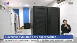 V SR vybudujú superpočítač, má byť jeden z najvýkonnejších v Európe