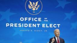 Biden oznámil plány na prvých 100 dní. Týkajú sa i očkovania