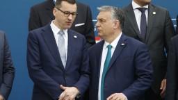 Orbán nečakane odletel do Varšavy. Črtá sa šanca na úspech?