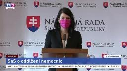 TB poslankyne NR SR J. Bittó Cigánikovej o oddlžení nemocníc