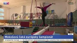 Gymnastku Mokošovú čaká šampionát po vynútenej pauze