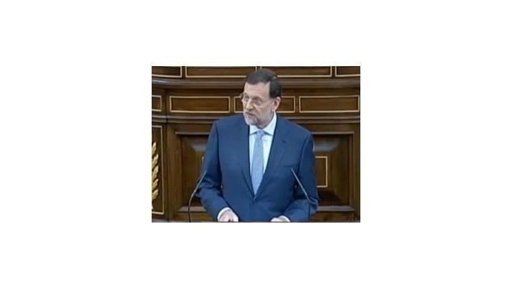 Španielsky premiér odmietol požiadavky Katalánska