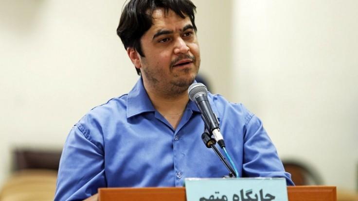 V Iráne popravili novinára, ktorý bol kľúčovou postavou protestov
