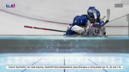V kádri mladých hokejistov sa objavila nákaza, zápas odložili