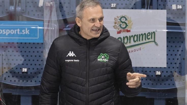 Mosnár ako tréner HK Martin končí, mužstvo povedie nový kouč