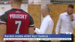 Kardoš má čo robiť, slovenský tréner zvláda štyri funkcie