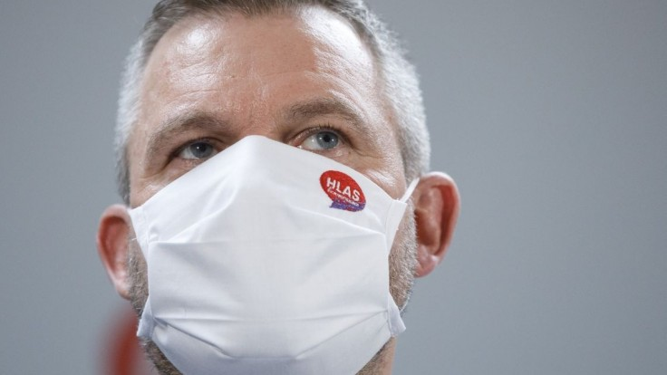 Pellegrini má koronavírus, oznámil to na Facebooku. Je v karanténe