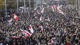 Cenu za slobodu myslenia prevzala za bieloruskú opozíciu Cichanovská
