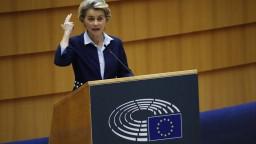 Brexitové rokovania sa pohli dopredu, šéfka EK vidí cestu k dohode