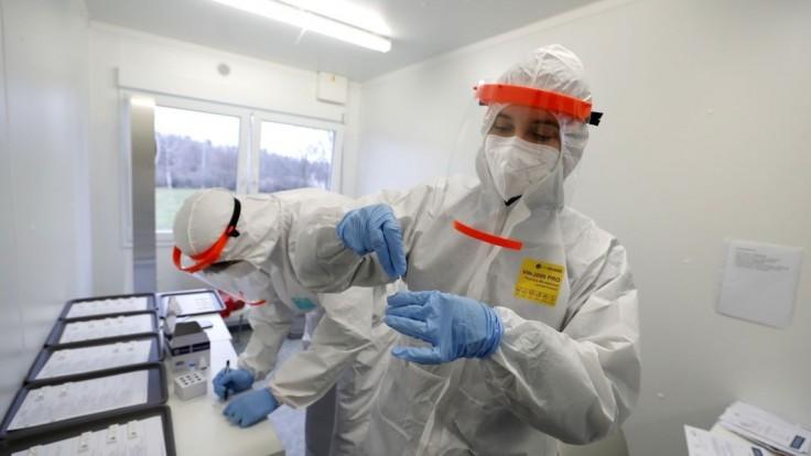 V Novom Meste spustili nemocnicu iba pre COVID pacientov