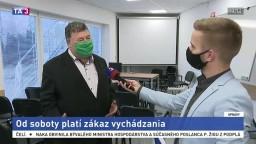 Profesor V. Krčméry o pravidlách a efekte lockdownu