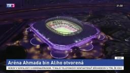 V Katare otvorili ďalší štadión na MS, bude patriť k najkrajším