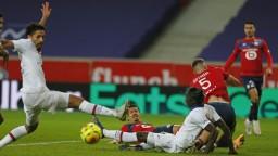 PSG remizoval s Lille, nedostal sa tak na čelo Ligue 1