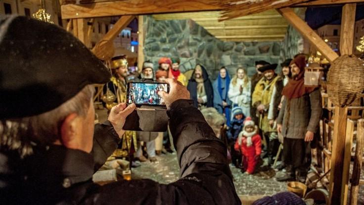 Prvý betlehem bol živý, mal ukázať chudobu. Tradícia trvá 800 rokov