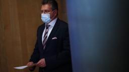 ŠTÚDIO TA3: Podpredseda EK M. Šefčovič o brexite