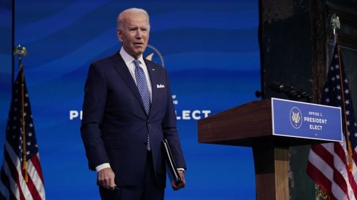 Biden vystúpil s koncoročným prejavom: Čaká nás ešte dlhý boj