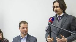 Komisia odporučila ministerke za nového riaditeľa SND Mateja Drličku