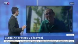 Virológ zo SAV J. Kopáček o globálnych pretekoch v očkovaní