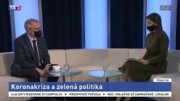 ŠTÚDIO TA3: L. Miko zo Zastúpenia EK o koronakríze a zelenej politike