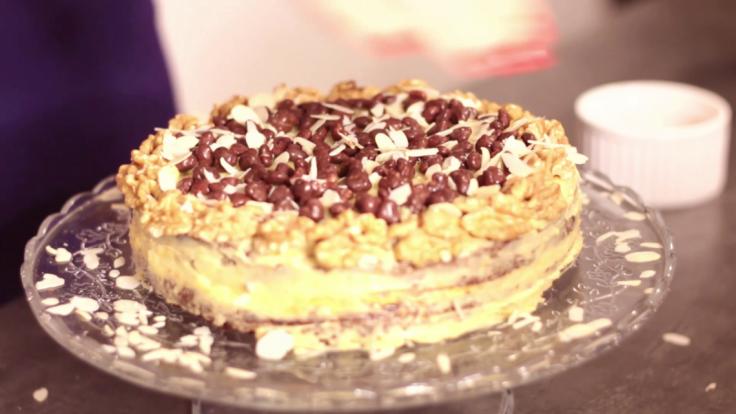 Zuzana Líšková pečie: Perníková torta