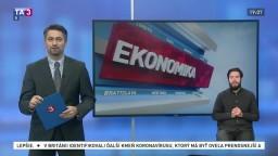 Ekonomické správy z 23. decembra