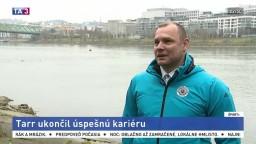 Kajakár Juraj Tarr oficiálne ukončil aktívnu športovú kariéru