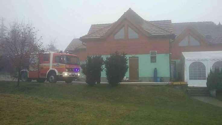 Tragédia na strednom Slovensku, v penzióne zabíjal oheň