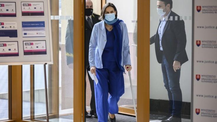 Kolíková o zranení Lučanského: Celá situácia bola využitá