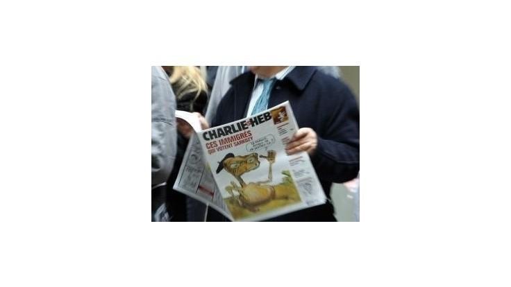 Francúzska polícia zadržala muža vyhrážajúceho sa šéfredaktorovi Charlie Hebdo