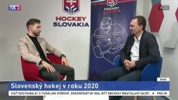 Prezident SZĽH M. Šatan o slovenskom hokeji v roku 2020