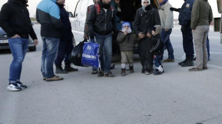 V utečeneckom tábore vypukol požiar, žili tam desiatky rodín