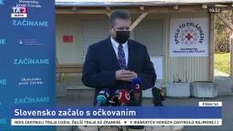 Vyjadrenie podpredsedu EK M. Šefčoviča po zaočkovaní