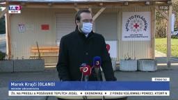 TB ministra zdravotníctva M. Krajčího o očkovaní proti koronavírusu