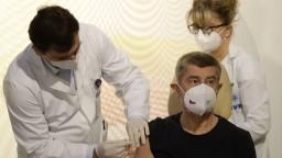 Očkovanie v ČR chcú urýchliť. Urobíme pre to všetko, tvrdí Babiš