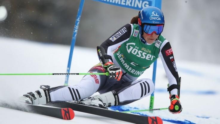 Vlhová je po prvom kole obrovského slalomu na vedúcej pozícii