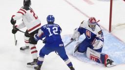 Slováci Kanadu potrápili. Tréner Petrovický je na svoj tím hrdý
