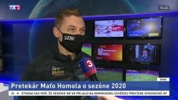 Automobilový pretekár M. Homola prehovoril o sezóne 2020
