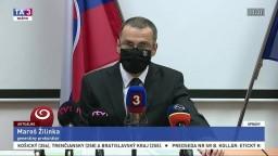TB M. Žilinku o výsledkoch preskúmania zranenia M. Lučanského