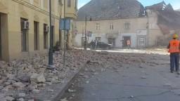 Zemetrasenie v Chorvátsku zabíjalo, cítili ho aj na Slovensku
