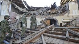 Ruiny, zranení, evakuovaní. Ako vyzerá Chorvátsko po zemetrasení