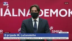 TB exministra vnútra R. Kaliňáka o prípade M. Lučanského