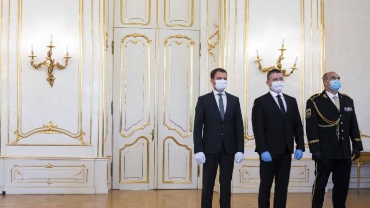 Lučanský bol podľa premiéra zmenou k lepšiemu, väzba ho prekvapila