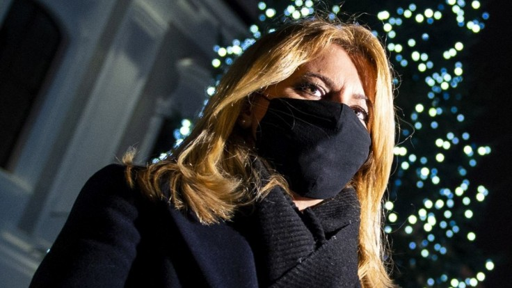 Silvestrovská noc určí, ako to s nami bude ďalej, varuje prezidentka