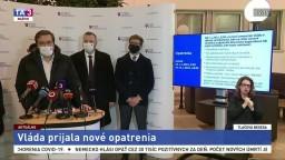 TB ministra M. Krajčího o prísnom lockdowne a opatreniach