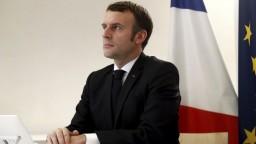 Macron vystúpil s prejavom: Británia ostane priateľom Francúzska